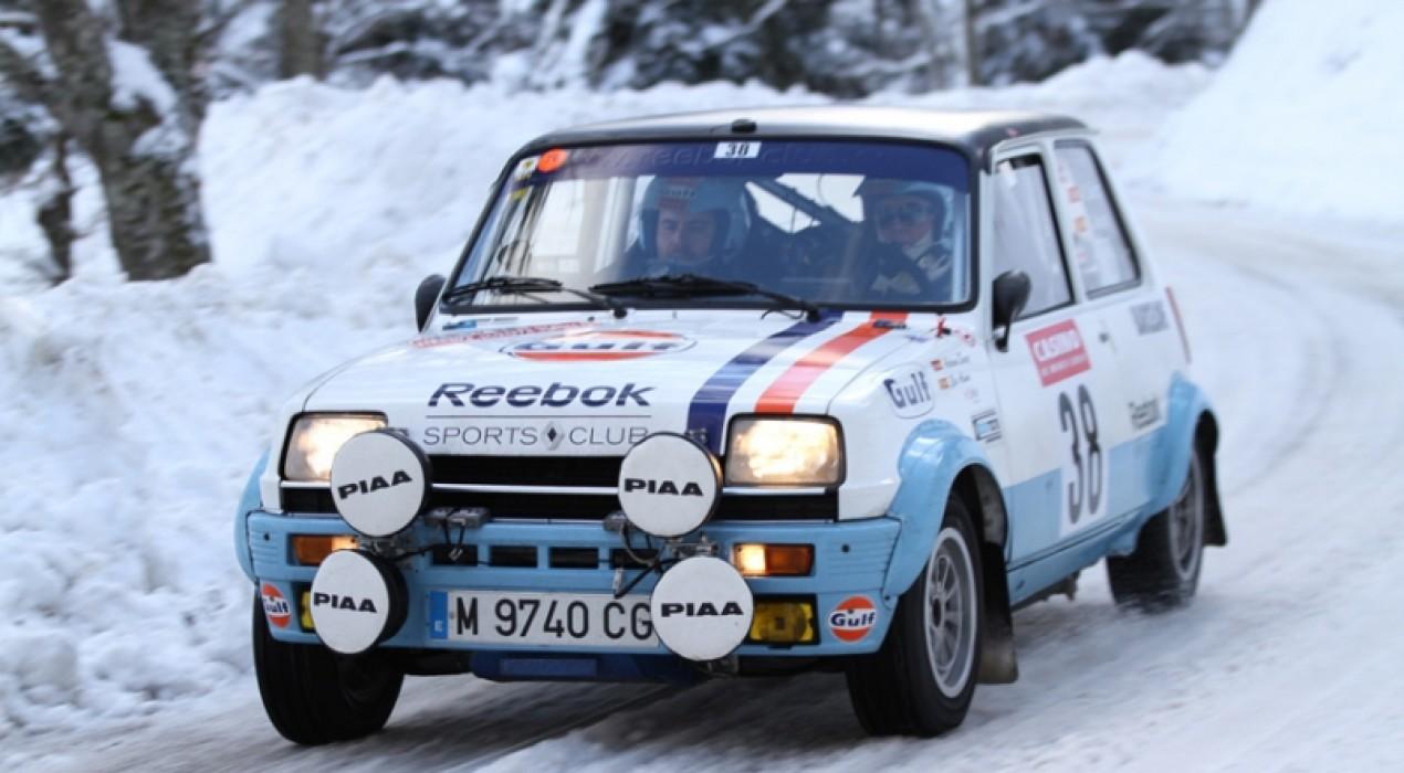 Eloi Alsina participa al Rally Monte-Carlo Historique amb l'equip oficial Seat