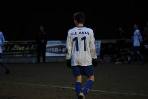 Un penal polèmic condemna l'Avià a marxar amb les mans buides de Sants (1-0)