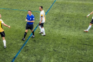 Empat a res entre Gironella i Sallent en un derbi intercomarcal força descafeïnat (0-0)