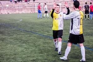 Gols, ovacions i un comiat en el dolç retorn a l'activitat de l'Atlètic Gironella (4-0)