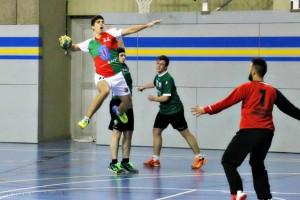 Un madur Handbol Berga aconsegueix una victòria que pot ser clau (17-20)