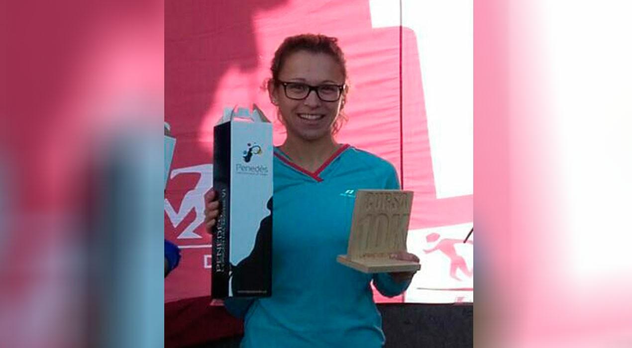 Núria Cascante bat a Vilafranca un nou rècord del JAB i confirma el seu gran estat de forma