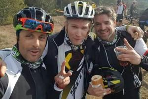 Nou èxit de la Corriols Bike amb participants de luxe