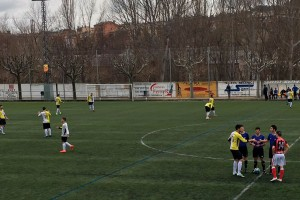Un gol de Rafa Zafra dóna aire al Gironella amb un triomf necessari (1-0)