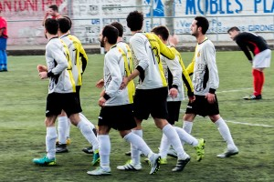 El Gironella cau lluitant fins al final amb 10 jugadors (2-1)