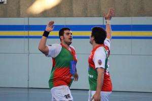 Plàcida victòria de l'Handbol Berga contra el cuer (33-25)