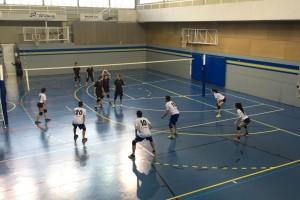 Nova victòria del CEB Vòlei Berga (3-1)