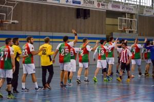 L'Handbol Berga s'acomiada amb derrota (22-27)