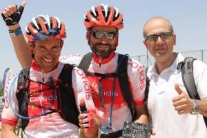 Xavi Caballol finalitza amb èxit la Titan Desert