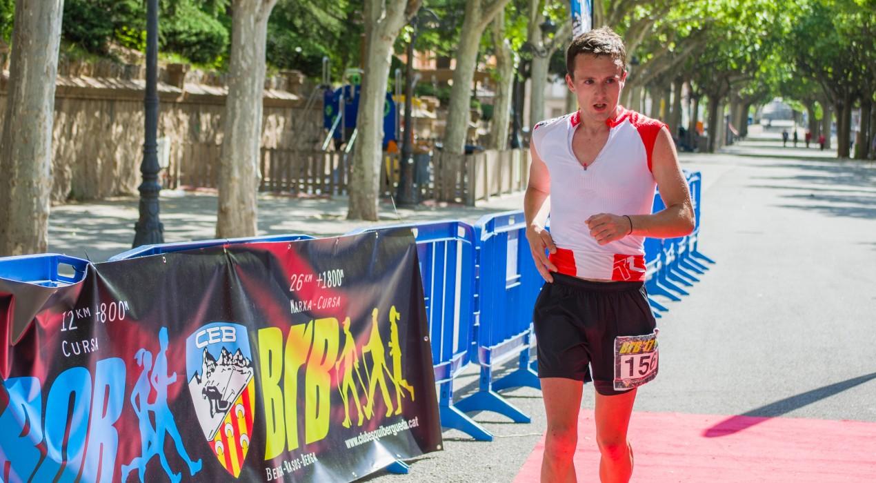 Marc Vilà i Clàudia Sabata s'imposen a la 19a Berga-Rasos-Berga