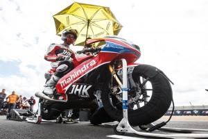 Gerard Riu progressa a Le Mans
