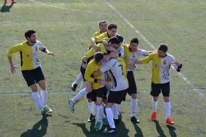 L'Atlètic Gironella dona la campanada i trenca la imbatibilitat de les Franqueses (2-3)
