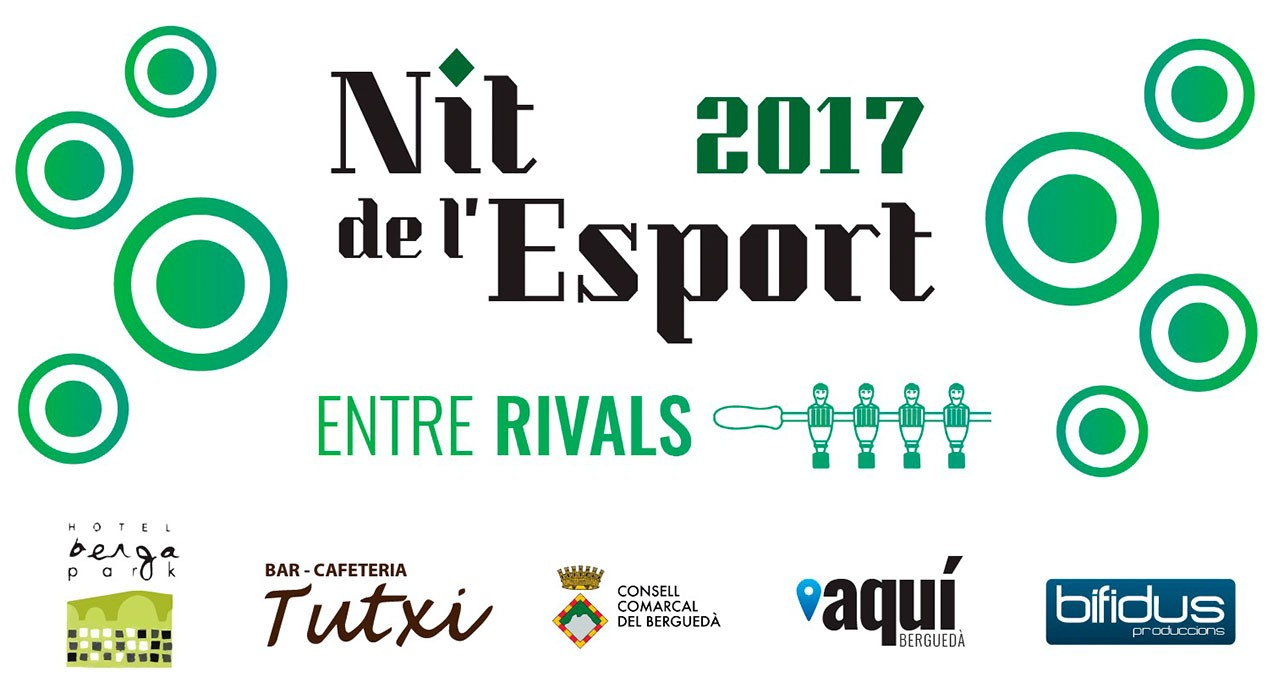 Èxit de convocatòria de la Nit de l'Esport 2017, que tanca inscripcions amb 200 confirmats