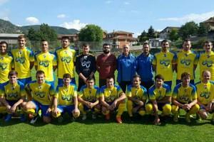 El Sant Salvador de Cercs perd la categoria i jugarà a Quarta Catalana la temporada vinent