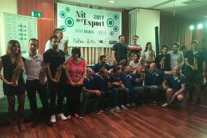 Els 58 nominats de la Nit de l'Esport Berguedà 2018
