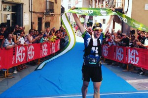 Ivan Camps triomfa a l'Ultra Trail Catllaràs