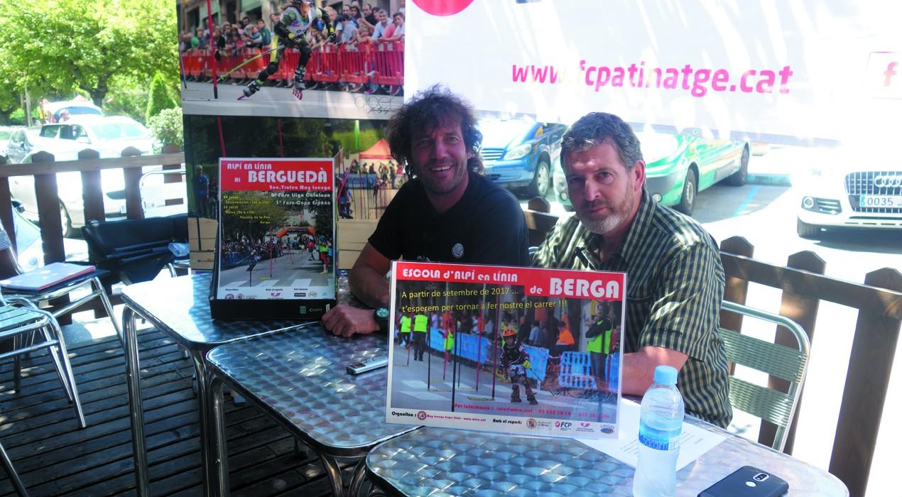 L'alpí en línia es fa lloc al Berguedà