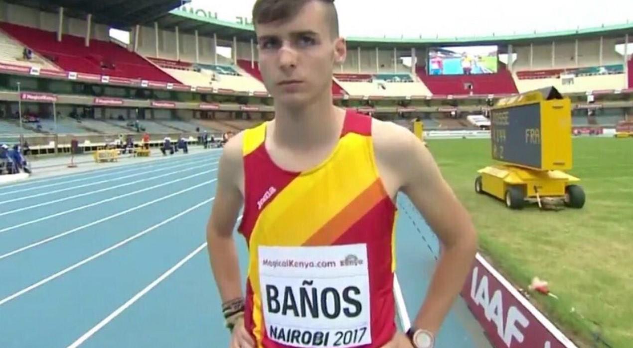 Toni Baños passa a la final dels 2.000 metres obstacles al Mundial de Nairobi