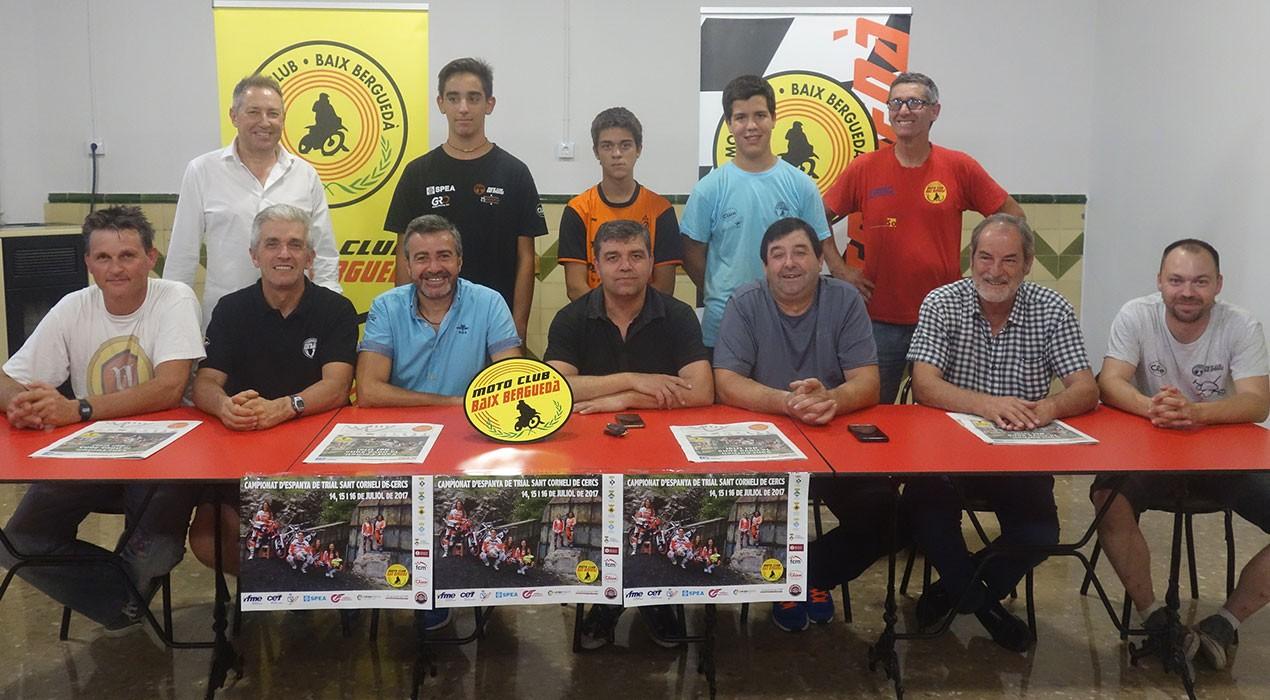 El millor trial d'Espanya i uns 3.000 aficionats fan parada aquest cap de setmana a Sant Corneli