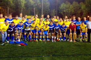El FC Joanenc s'emporta la primera Copa Cor de Catalunya