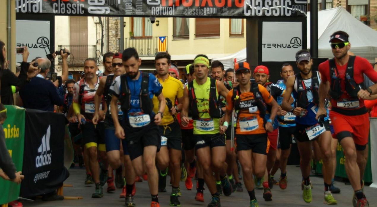 Eli Gordón i Jordi Bes guanyen l'XTrail del Moixeró