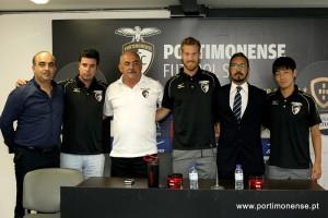 El berguedà Oriol Rosell jugarà cedit al Portimonense de la Primera Divisió portuguesa