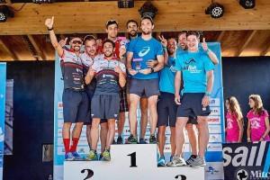 L'equip del JAB guanya la Sailfish Costa Brava 2017 per relleus