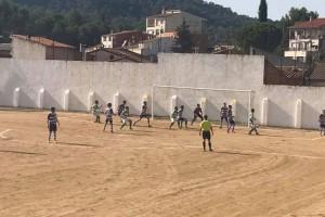 L'Olvan goleja el Sallent B i el Casserres queda com l'únic berguedà invicte a Quarta Catalana