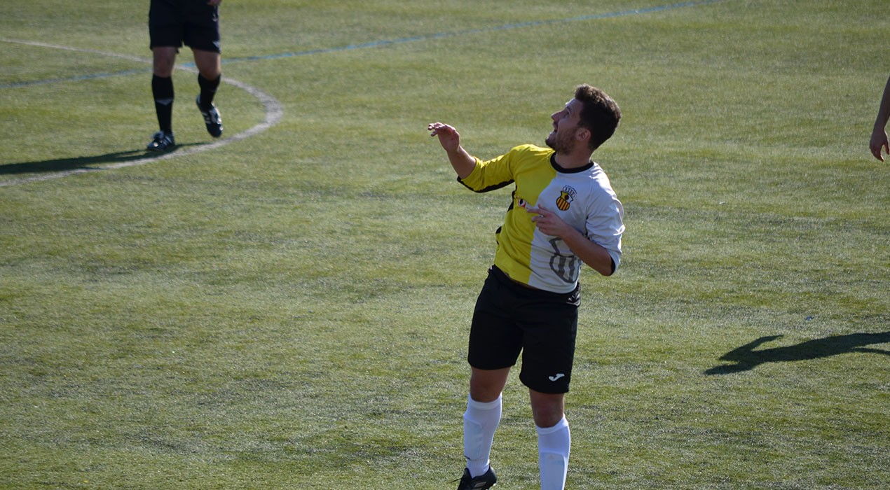 El Gironella surt amb les mans buides d'una guerra aèria de 90 minuts a Folgueroles (1-0)