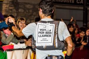 L'Ultra Pirineu 2017 i l'efecte referèndum