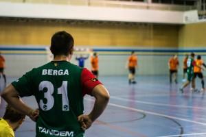 L'Handbol Berga recupera problemes endèmics (42-24)