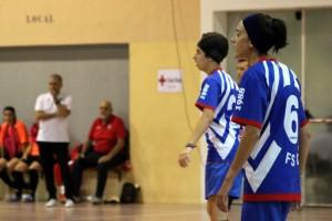 El Molles Malé FS Casserres s'estrena encaixant una golejada enganyosa (0-5)