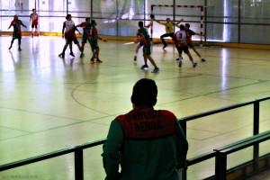 L'Handbol Berga cedeix la victòria en un partit estrany (31-26)