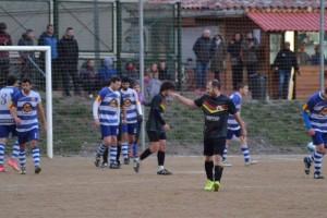 L'Alt Berguedà remunta un 0 a 2 al Casserres amb tres gols a la segona meitat