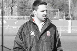 Martí Casafont, nou entrenador del primer equip del CE Puig-reig