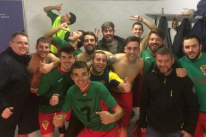 El Puig-reig venç a l'Alt Berguedà al derbi de Tercera Catalana (5-2)