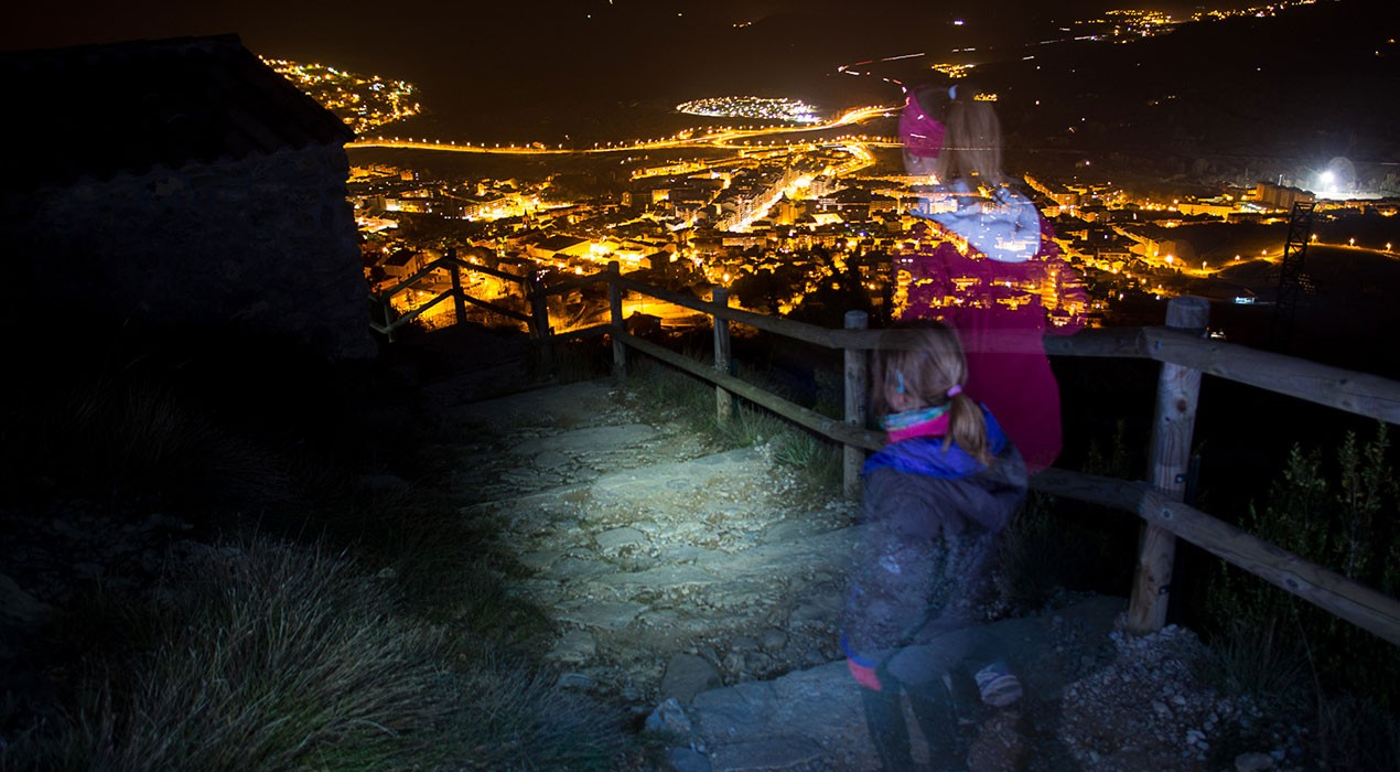 Els Mountain Runners se sumen a la Marató de TV3 amb la cursa i caminada nocturna a Queralt