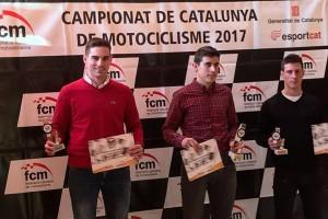Marc Calmet, Joan Noguera i el MC Baix Berguedà premiats a la Gala de la FCM