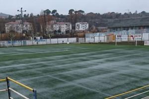 Vendaval de partits suspesos al futbol berguedà