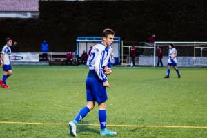 L'Avià assalta el camp de la Pirinaica amb un hat-trick de Vili (1-3)