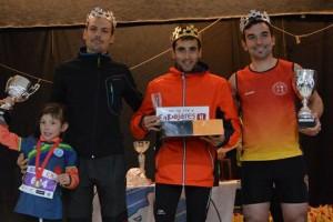 Marc Valdés i Vanesa Chirveches s'emporten la cursa de Reis de Sant Julià de Cerdanyola