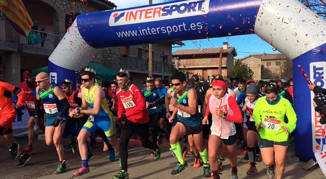 El JAB espera uns 250 atletes a la Cursa de Reis de Sant Julià, la primera prova de l'any al Berguedà