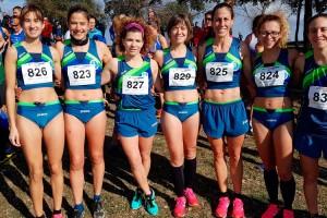 L'equip femení del JAB aconsegueix el bitllet per competir al campionat estatal de cros curt