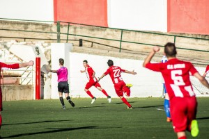 El gol acompanya la consistent bona dinàmica (0-2)