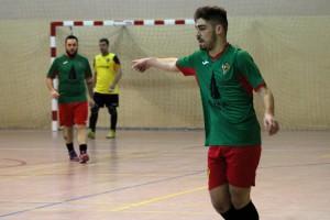 El Futbol Sala Puig-reig reacciona i empata a 4 a la pista del Vacarisses (4-4)