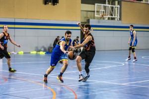 Derrota d'un Bàsquet Berga irregular i dominat (69-65)