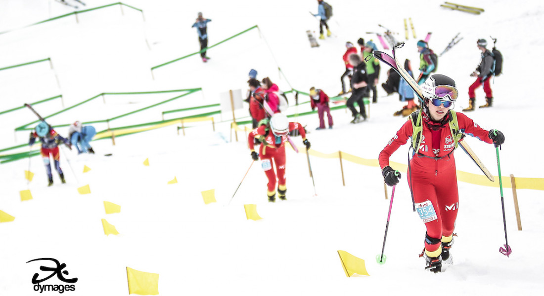 Europeu Sicília Esquí Muntanya 2018 Mountain Runners