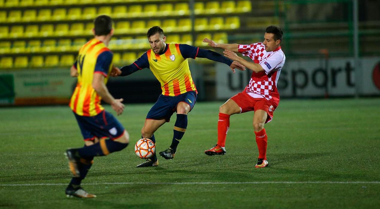 Joan Noguera, del CCR Baganès a la Selecció Catalana de Futbol Amateur
