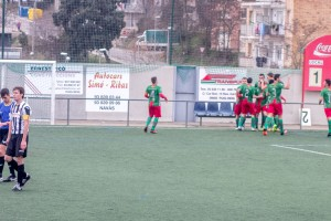 Victòria del Puig-Reig en un partit tens contra el Súria; tercera derrota consecutiva de l'Avià B