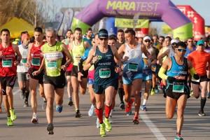 El berguedà Xavi Tomasa s'imposa amb autoritat als 15km de la 7a Maratest, al Prat del Llobregat